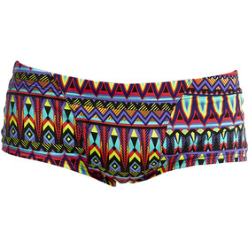 Funky Trunks Classic Trunks Men, fire tribe